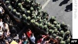 اعتراضات خشونت بار در شهر ارومچی چین پنج کشته بر جای گذاشت