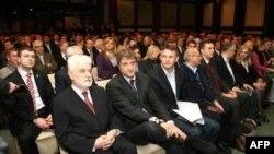 Učesnici Biznis foruma na Kopaoniku