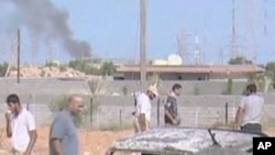 لیبیا: طرابلس ایئرپورٹ پرملیشیا اور فوج میں جھڑپ