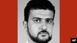 File image from the FBI website of Abu Anas al-Libi, an al-Qaida leader connected to the 1998 embassy bombings in eastern Africa. (AP Photo/FBI, File)