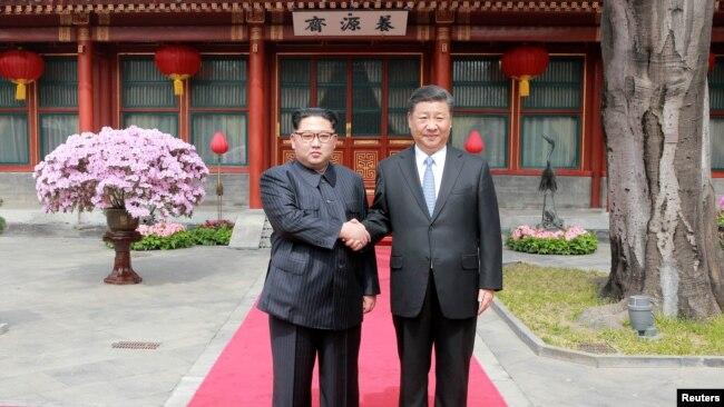 韩国执政党党首称习近平或4月访问朝鲜