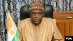 Issoufou Katambe, ministre de la défense nationale du Niger.