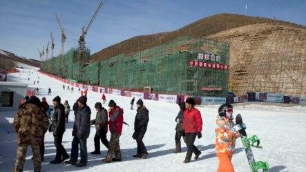 北京申请2022年冬季奥运会