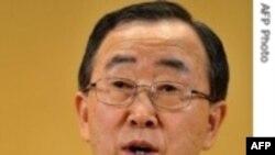 بان کی مون یک مقام ارشد آمریکایی در هیات سازمان ملل در افغانستان را بر کنار می کند