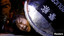 香港示威風潮繼續:從8·31抗議到9·2罷工罷課集會