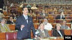 Pakistan Deside Re-egzaminen Relasyon Li Avèk Etazini