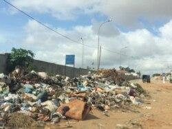 reacções a proposta para pagametno de recolha de lixo em Luanda - 1:42