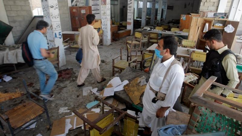 پاکستان کې په تېرو پنځو کلونو کې ۶۵۰۰ پښتانه وژل شوي