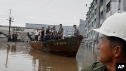 North Korea Floods