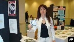 Suraya Falah, Kurdish active in California