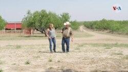 Ranchero texano expresa preocupación por cruce ilegal de inmigrantes