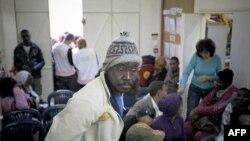 Imigrantët e Pranverës Arabe të bllokuar nga kriza ekonomike e Italisë