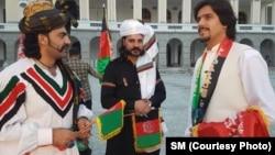 افغان سندرغاړی جاوید امیرخیل وایي خپل مسئولیت یې ادا کړی دی