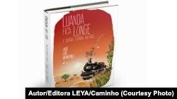 """Capa do livro """"Luanda Fica Longe e Outras Estórias Austrais"""" de José Luis Mendonça"""