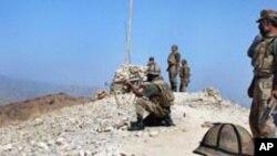 اورکزئی ایجنسی میں جھڑپیں84طالبان اور پانچ فوجی ہلاک