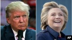 El republicano Donald Trump y la demócrata Hillary Clinton se enfrentarán en su segundo debate presidencial el domingo, 9 de octubre, de 2016.