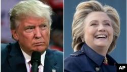 Demokrat Xillari Klinton va respublikachi Donald Tramp Missuri shtati, Sent-Luis shahrida kuch sinashadi.