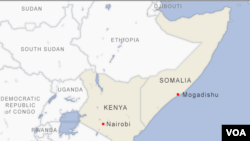 Somalia and Kenya