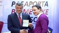 Pasaportat biometrike në Kosovë