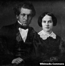 James Garfield and Lucretia Rudolph