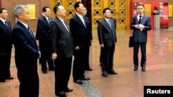 Thành viên Đảng Lao Động Bắc Triều Tiên