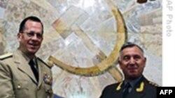 Адмирал Маллен о судьбе авиабазы в Манасе