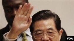 Presiden Tiongkok Hu Jintao