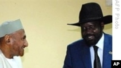 Southern Sudan Denies Issuing Ultimatum