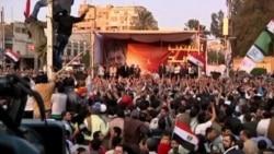 ການປະທ້ວງຄັ້ງໃຫຍ່ ໃນວັນອັງຄານທີ 27 ພະຈິກທີ່ຕ້ານ ແລະສະໜັບສະໜຸນ ທ່ານ Morsi ທໍາການໂຮມຊຸມນຸມ