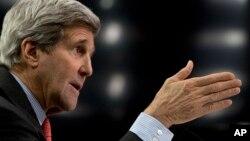 Kerry busca llegar a un acuerdo con Irán sobre su programa nuclear en un plazo que vencería el 31 de marzo (2015).