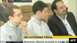 Iran odložio oslobadjanje pritvorenih Amerikanaca