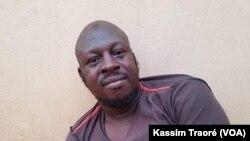 Yacouba Touré, un des principaux pourvoyeurs en logistique et armement des groupes djihadistes. Photo prise le 8 mai 2016 (VOA/ Kassim Traoré)