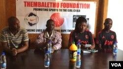 Inhlanganiso yeThembalethu Foundation iqoqe umncintiswano lo koBulawayo.
