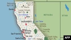 Mưa lớn ở miền Tây Hoa Kỳ
