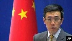 Juru bicara Kementerian Luar Negeri Tiongkok Liu Weimin (foto: dok). Kemenlu Tiongkok mendesak AS mencabut sanksi atas Bank of Kunlun yang berbisnis dengan Iran.