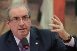 Formalizado afastamento do presidente da Câmara dos Deputados do Brasil