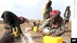 El Nińo Rains Begin in East Africa
