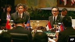 東盟國家外長會議在印尼巴厘島舉行﹐就會員國與中國的南中國海爭端找到解決方案。