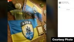 Objava sa putovanja u Ukrajinu. Foto: Screenshot, Facebook