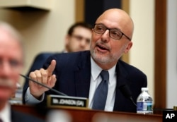 FILE - Rep. Ted Deutch, D-Fla., is pictured during a House committee hearing on Capitol Hill in Washington, Dec. 7, 2017.