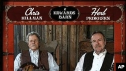 "Chris Hillman & Edward Pederson's ""At Edwards Barn"""