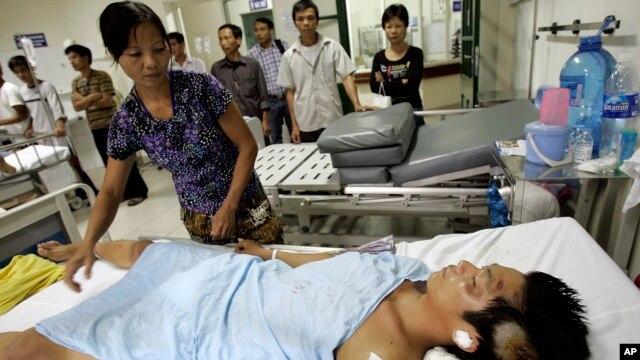 Trong 3 ngày Tết số người phải nhập viện cấp cứu vì tai nạn giao thông là 17.000 người.