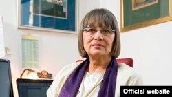 Nataša Kandić, osnivačica Fonda za humanitarno pravo (hlc-rdc.org)