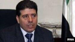 وائل الحلقی نخست وزیر سوریه