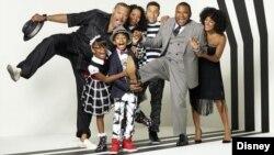 بازیگران سریال «بلکیش» شبکه ای بی سی ABC-TV Photo
