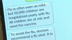 Text Messaging Reminders for Flu Vaccinations Get Results