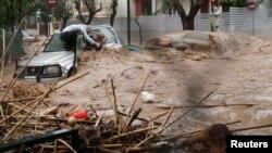 Poplave u Atini