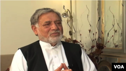 أقای نوزستانی ادعا می کند که در انتخابات ریاست جمهور افغانستان تقلب صورت نگرفته و او در هیچ گونه تقلب دخیل نبوده است.