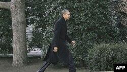 Tổng thống Obama đã được thông báo về việc Tổng thống Ai Cập Hosni Mubarak từ chức