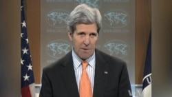 Kerry Slams Syrian Efforts to Change Focus of Geneva Peace Talks